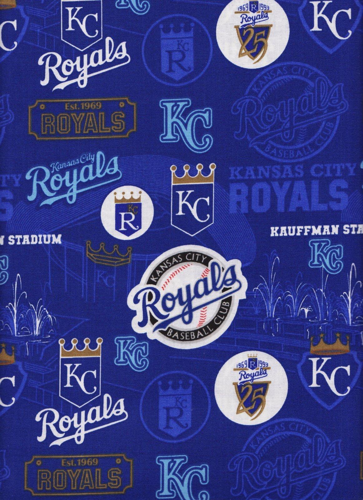 MLB Kansas City Royals 60260 Stadium 45
