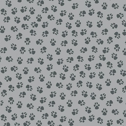 Dog On It Paws 6258-14 Grey/Charcoal