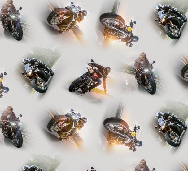 Dream Ride Motorcycles 630 Silver