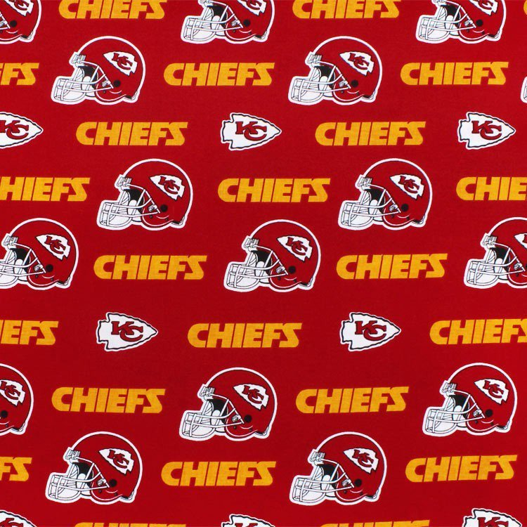 NFL Kansas City Chiefs 6315 Red