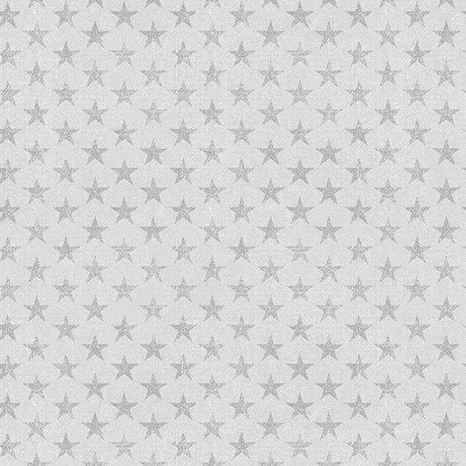 American Rustic 6336-08 Tonal Stars Grey