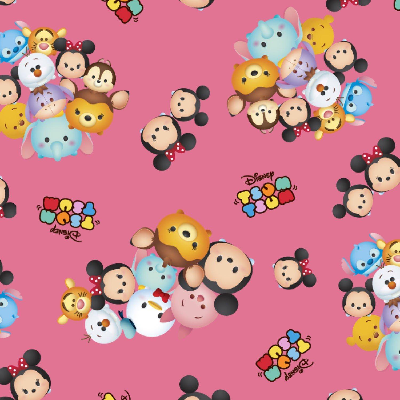 Emojiland Tsum Group Toss Pink 63431