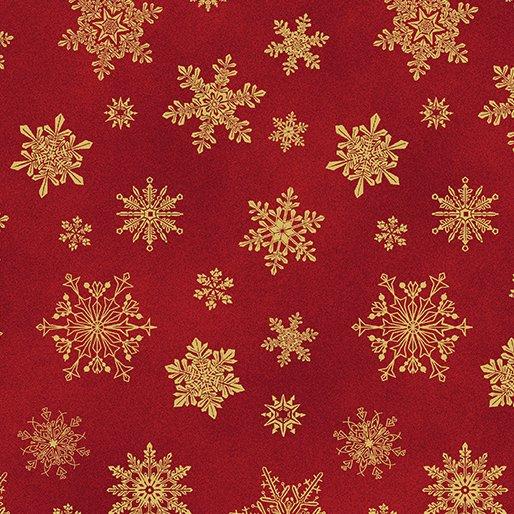 Catitude 6747M-10 Snowflakes Red