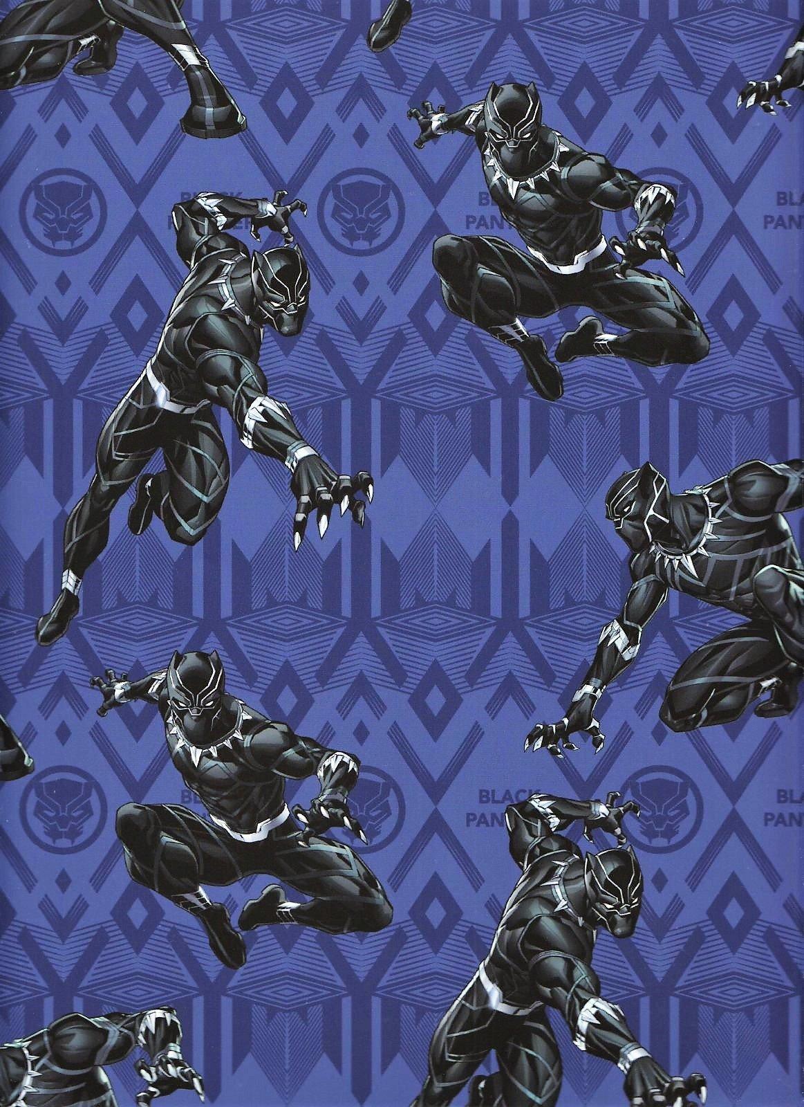 Black Panther 67553 Blue
