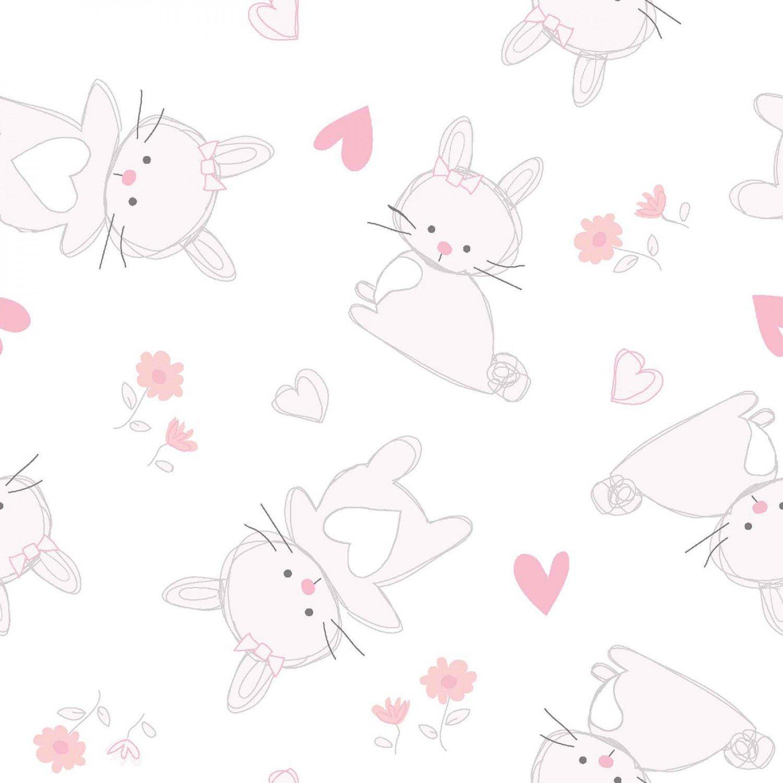 Bunny Love 70701 White
