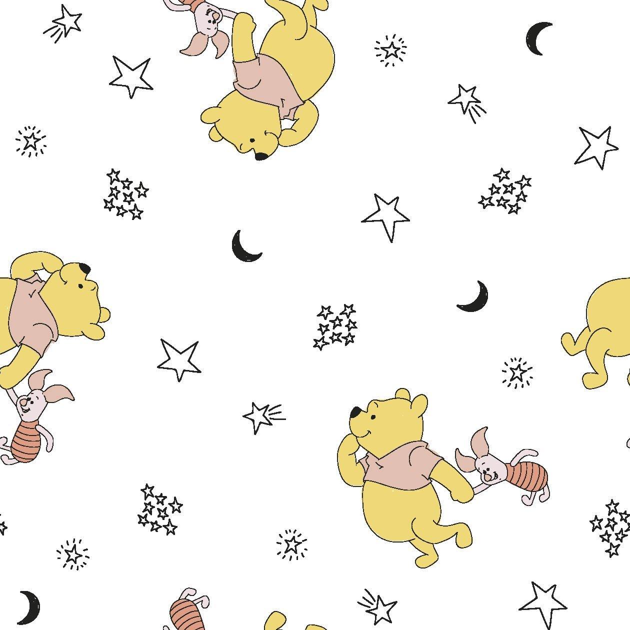 Disney Pooh 73284 Pooh & Piglet Stars