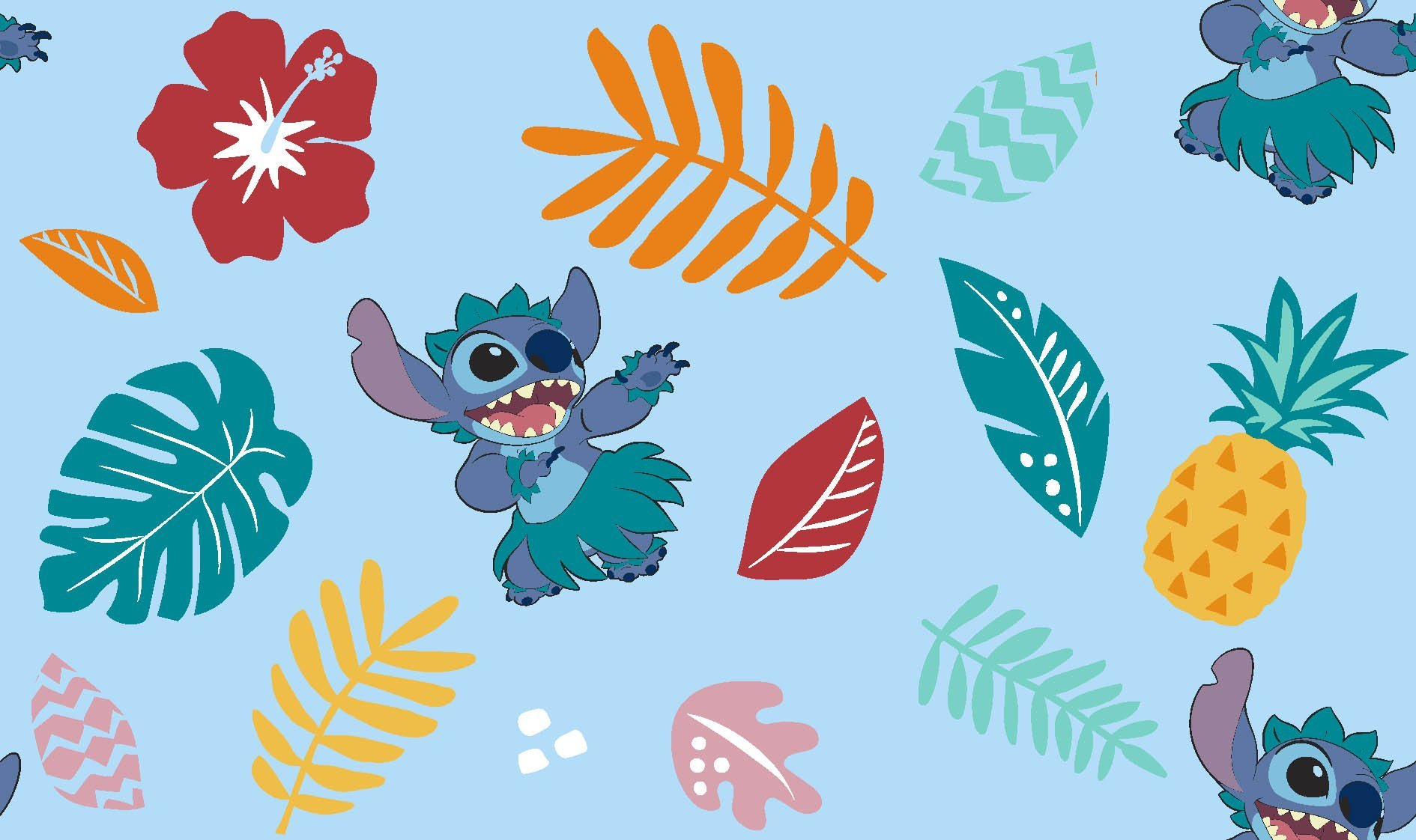 Disney Lilo & Stitch 73292 Stitch Hula