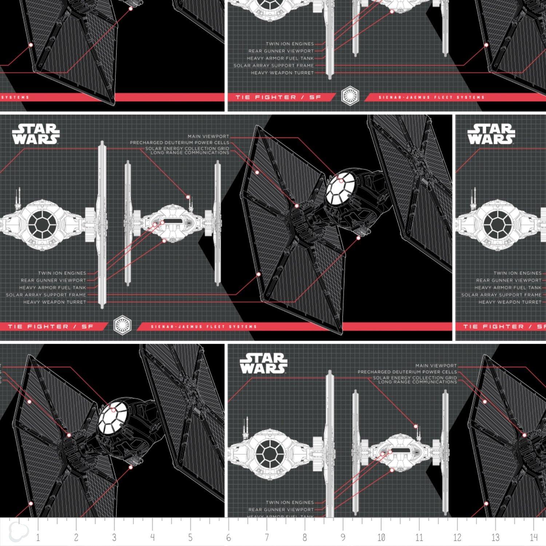 Star Wars 7360409-1 TIE Fighter
