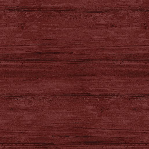 Washed Wood 7709-20 Claret Red