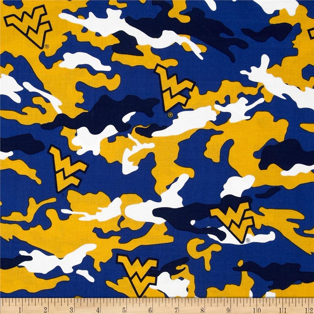 NCAA West Virginia Mountaineers 805 Camo