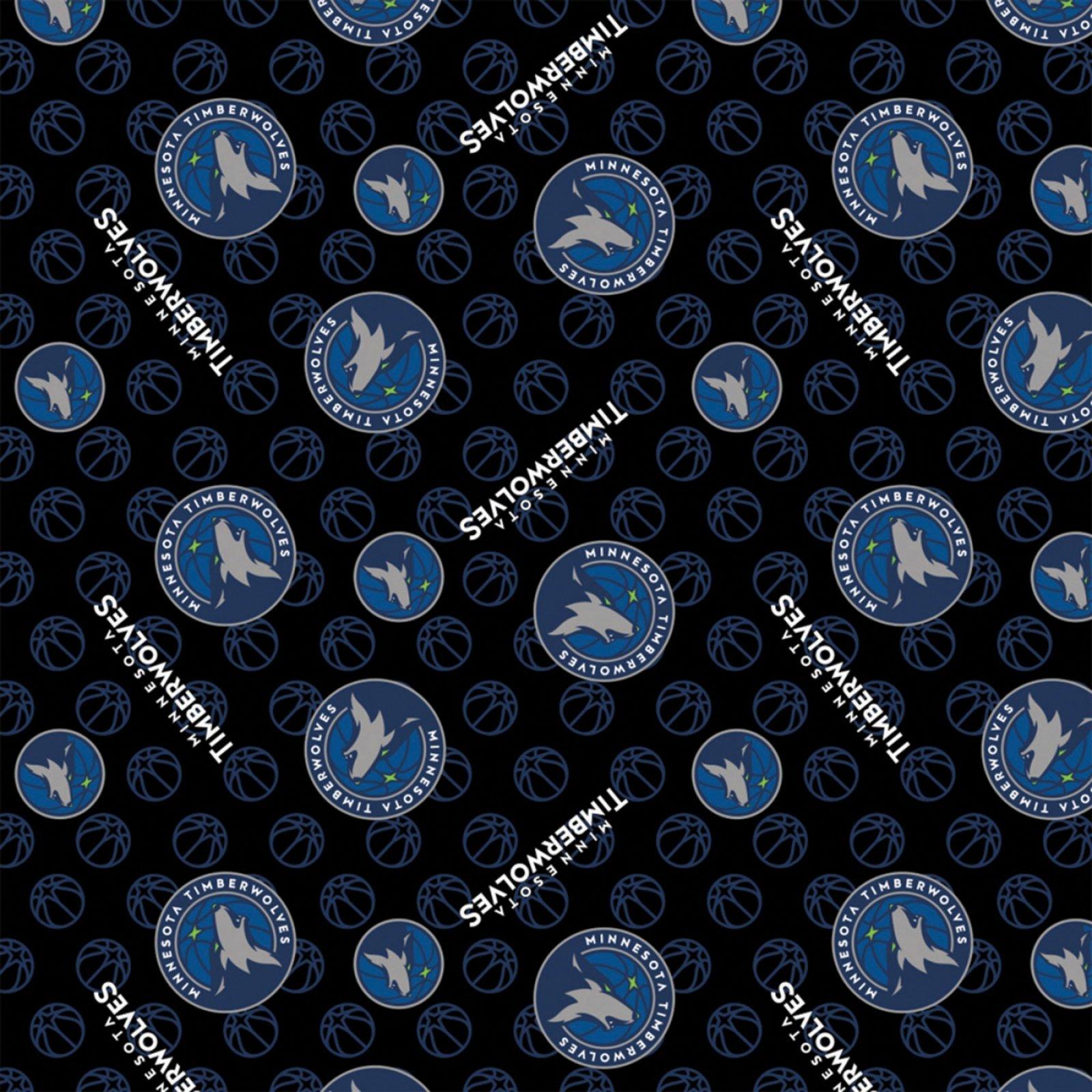 NBA Minnesota Timberwolves 002 Blue