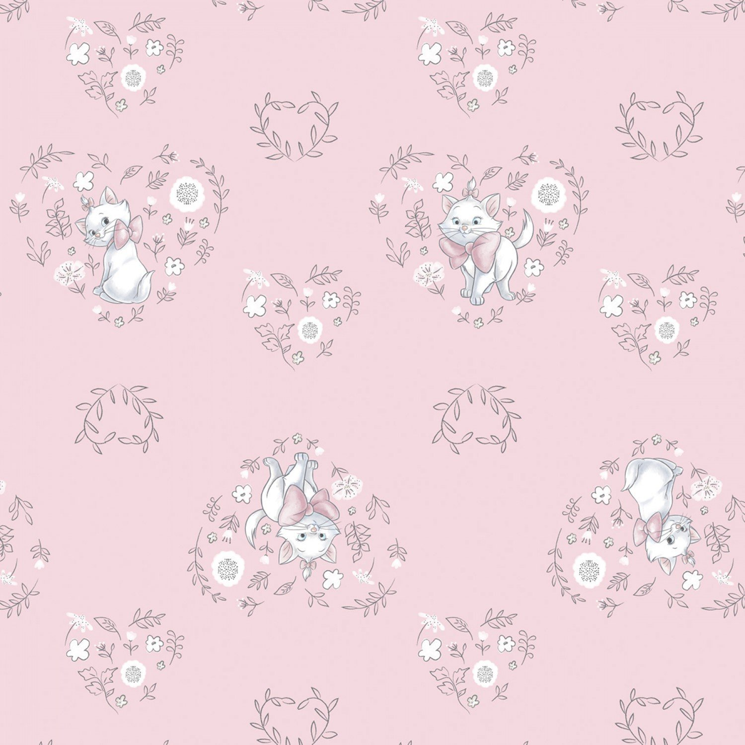 Aristocats Marie 85030104-2 Pink