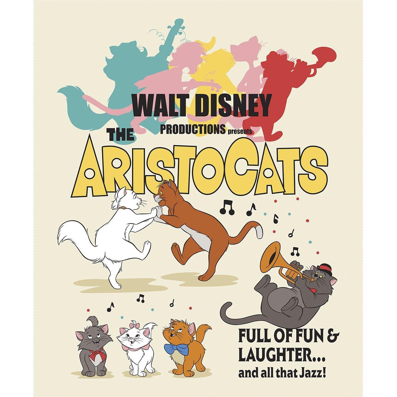 Aristocats 85030206P-1 Poster Panel