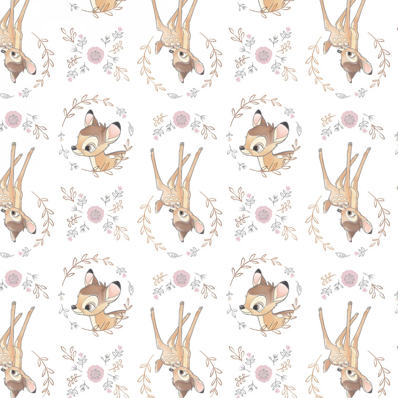 Bambi 85040107-L White Badges Toss