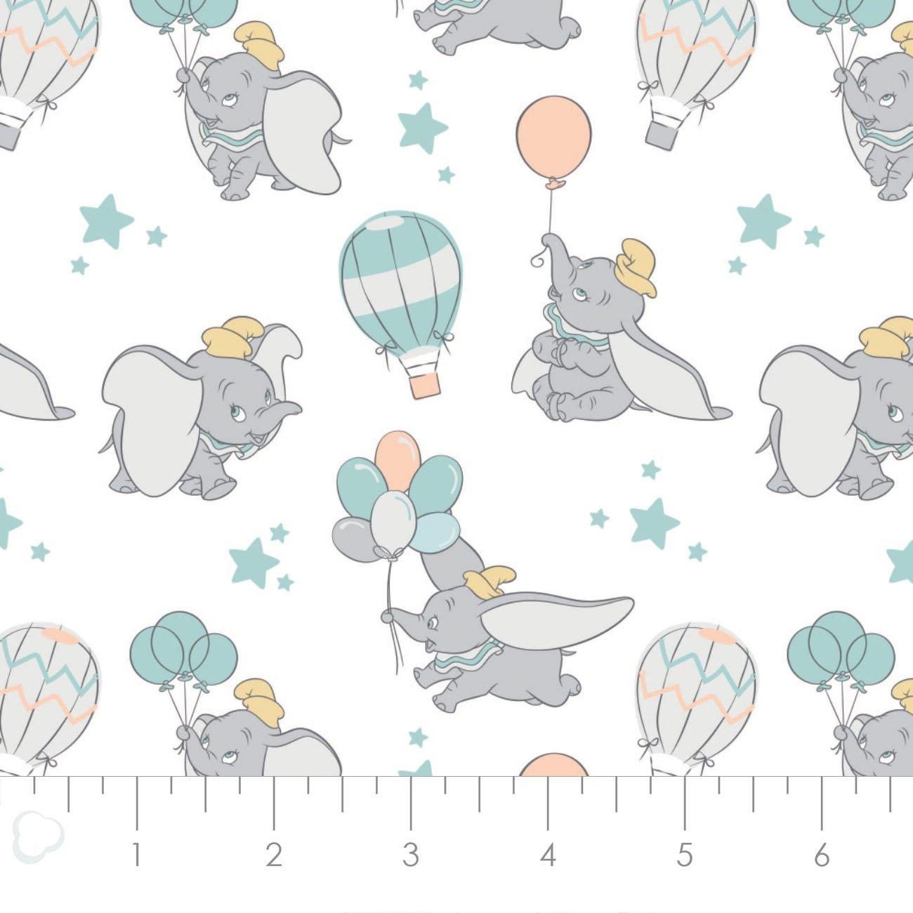 Disney Dumbo My Little Circus 85160301-01 White