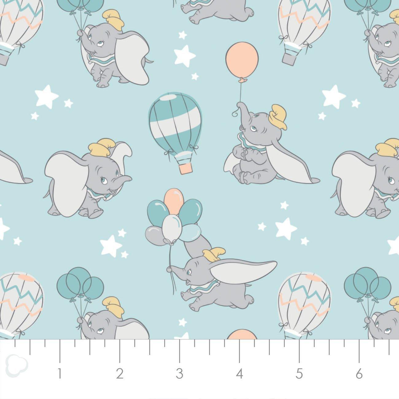 Disney Dumbo My Little Circus 85160301-02 L. Blue