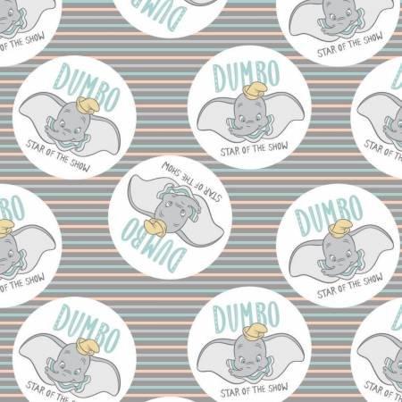 Disney Dumbo Star of the Show 85160304-02 Grey