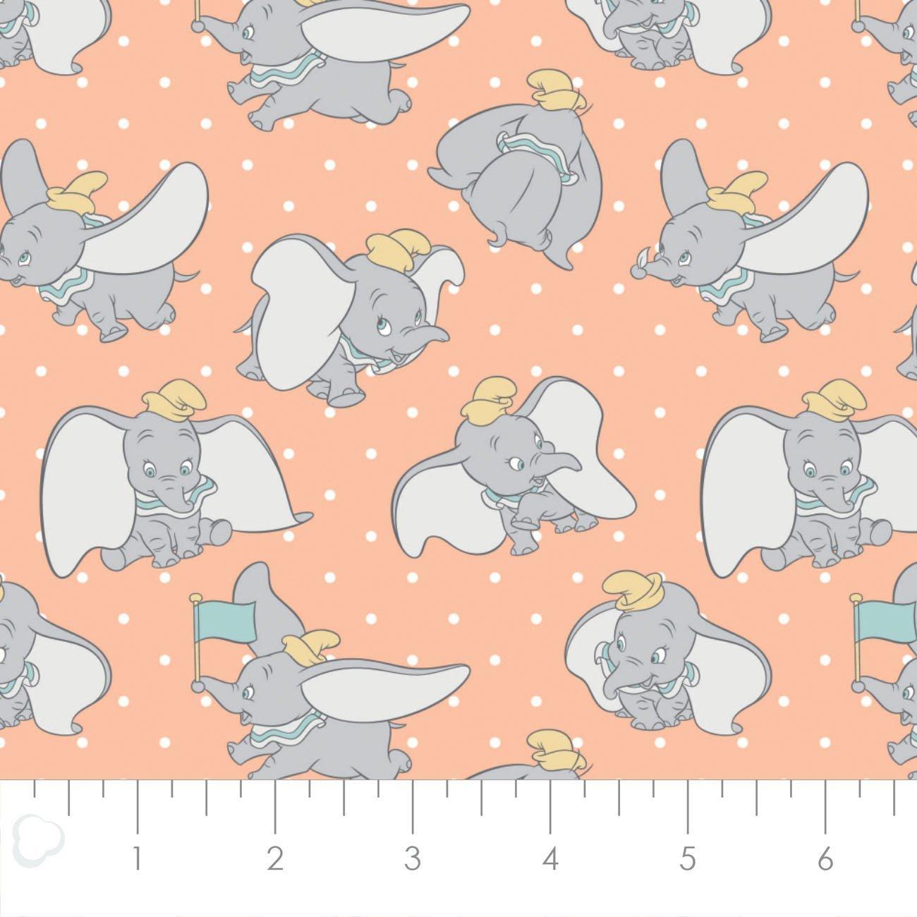 Disney Dumbo My little Circus 85160305-01 Poses Peach