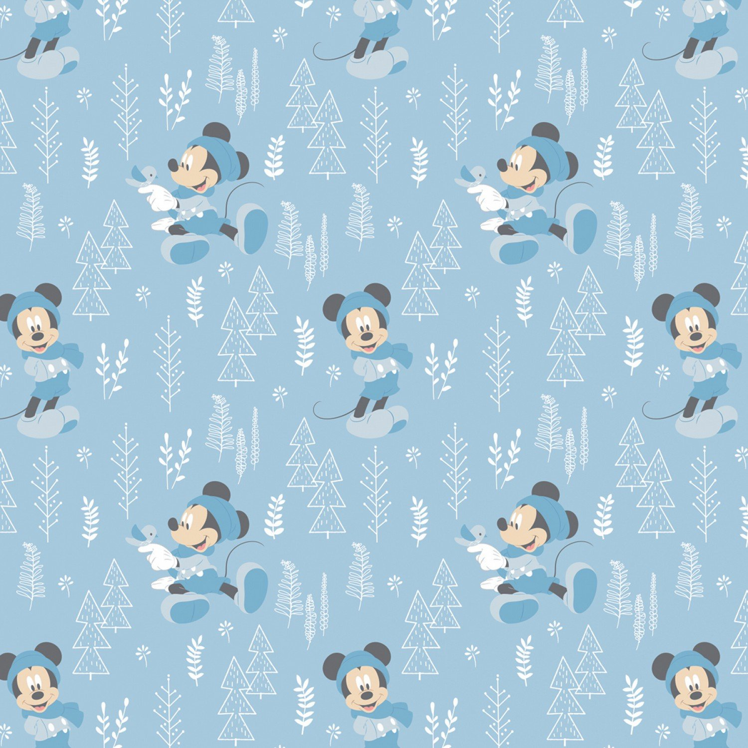 Minnie Mouse 85270406-1 Blue