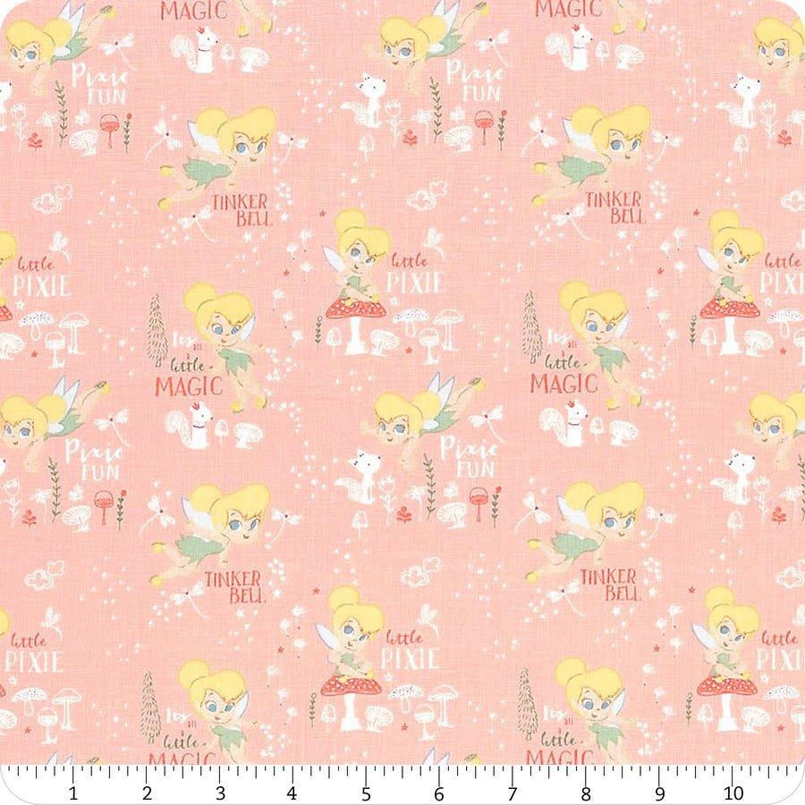 Disney Tinkerbell 301-2 Pixie Magic Pink