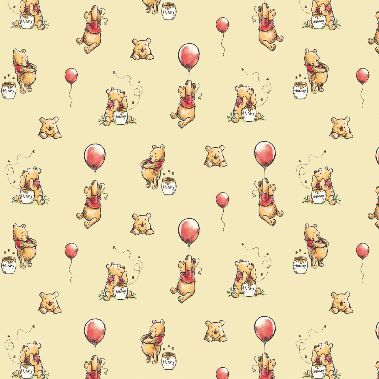 Winnie the Pooh 85430503 Balloon Honey