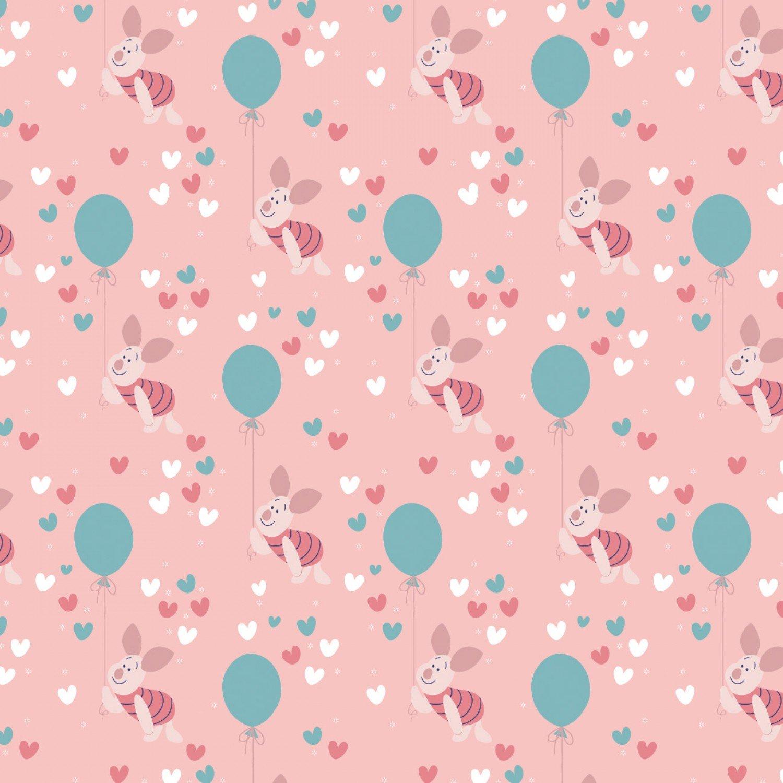 Winnie the Pooh 85430522 Piglet Balloon Pink