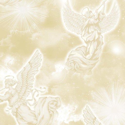 Heaven Sent 8564-07 Angels Tan