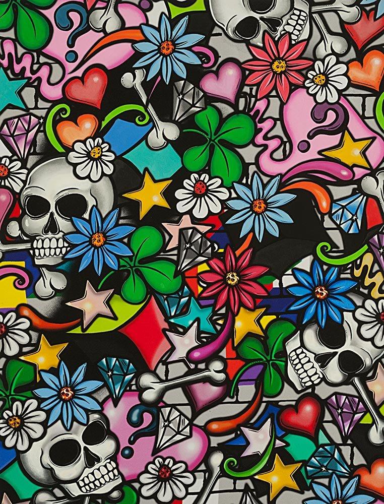 Street Skull 8644 Multi