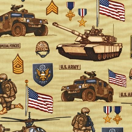 United We Stand 8702 Army