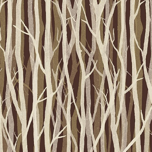 Into the Woods II 8717-70 Forest Light Brown