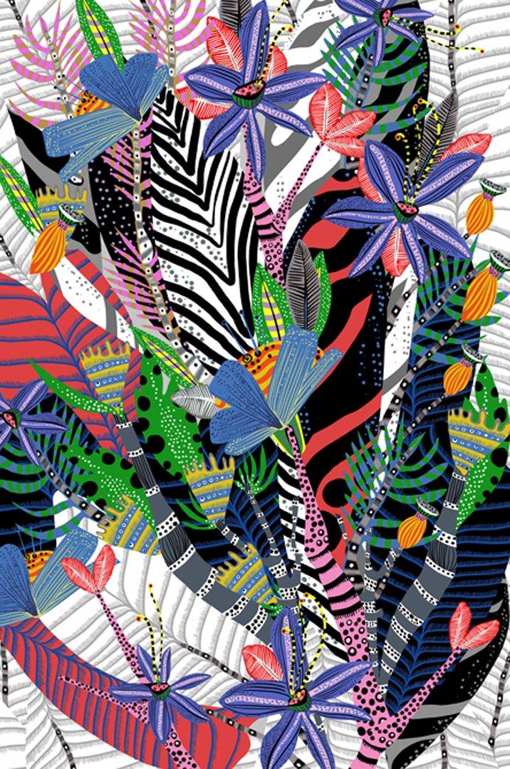 Nyara Floral 8724 Multi