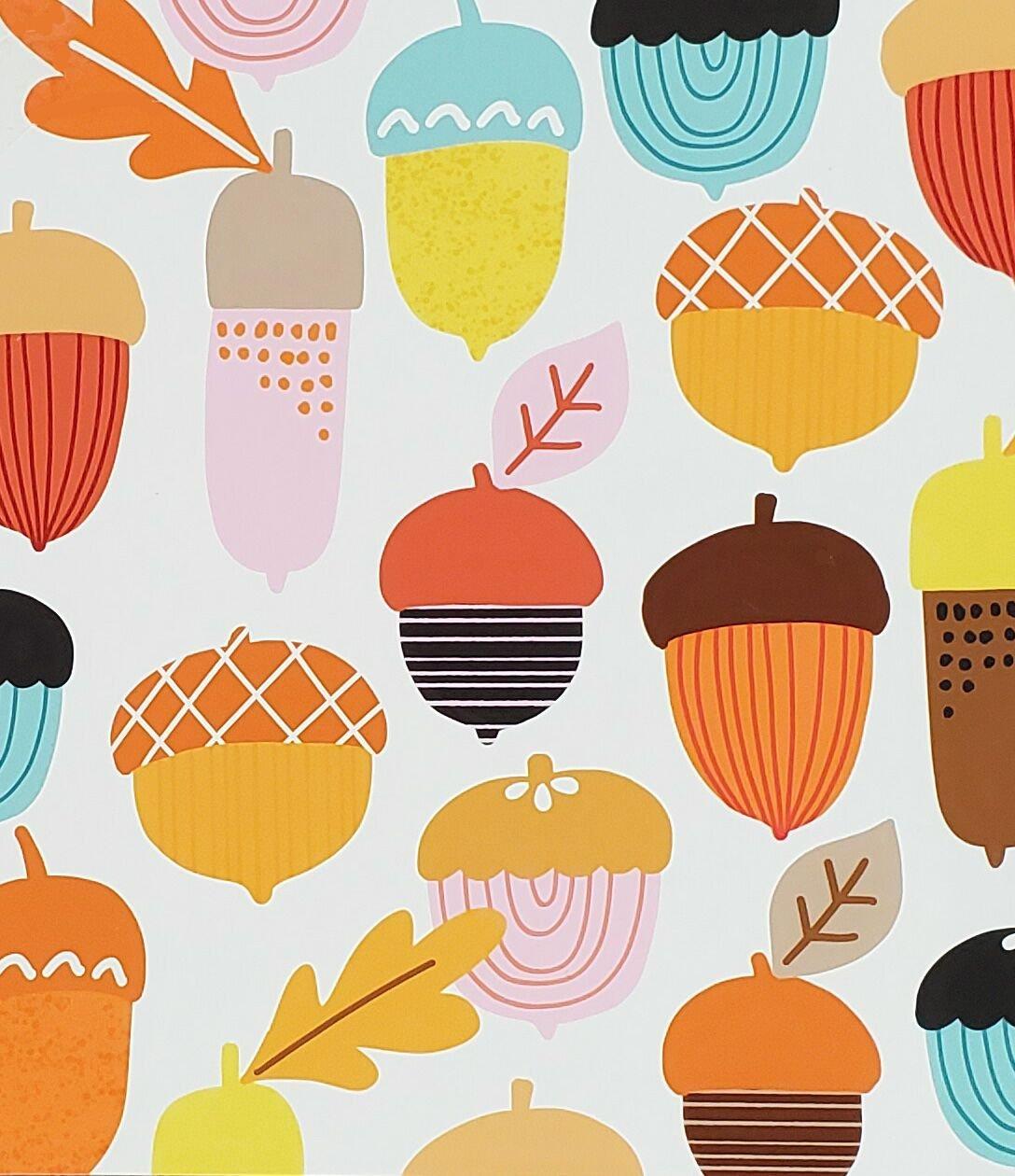 Autumn Acorn 8826 Multi