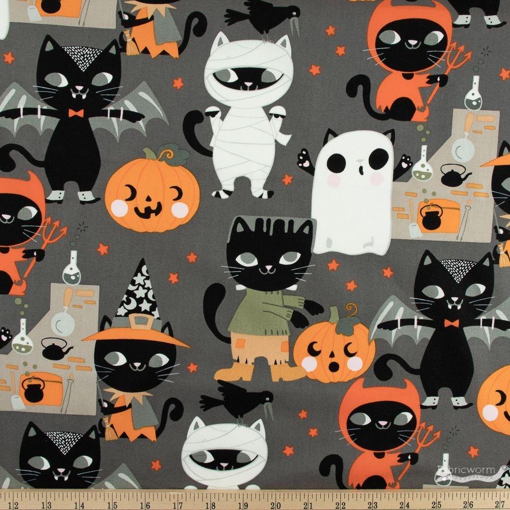 Costume Kitty 8829 Charcoal