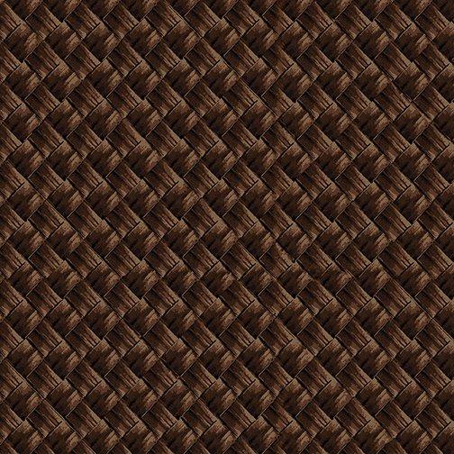 Apple Gala 8855-39 Chestnut Brown Basket