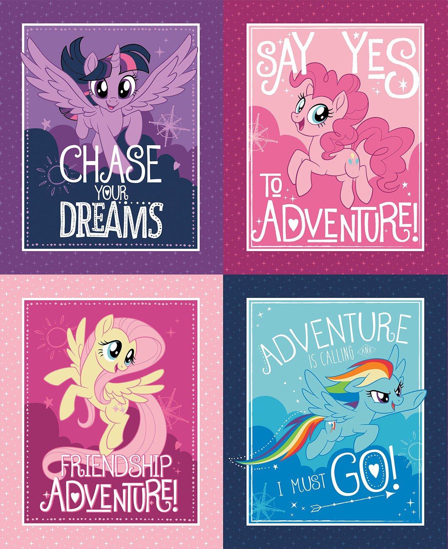 My Little Pony 95010107 Panel
