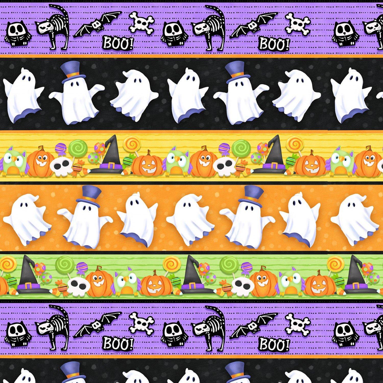 Glow Ghosts 9608G-35 Glow Stripe