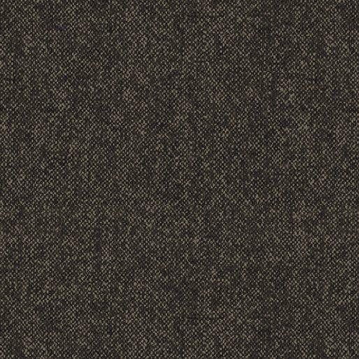 Wool Tweed 9618-77 Dark Brown