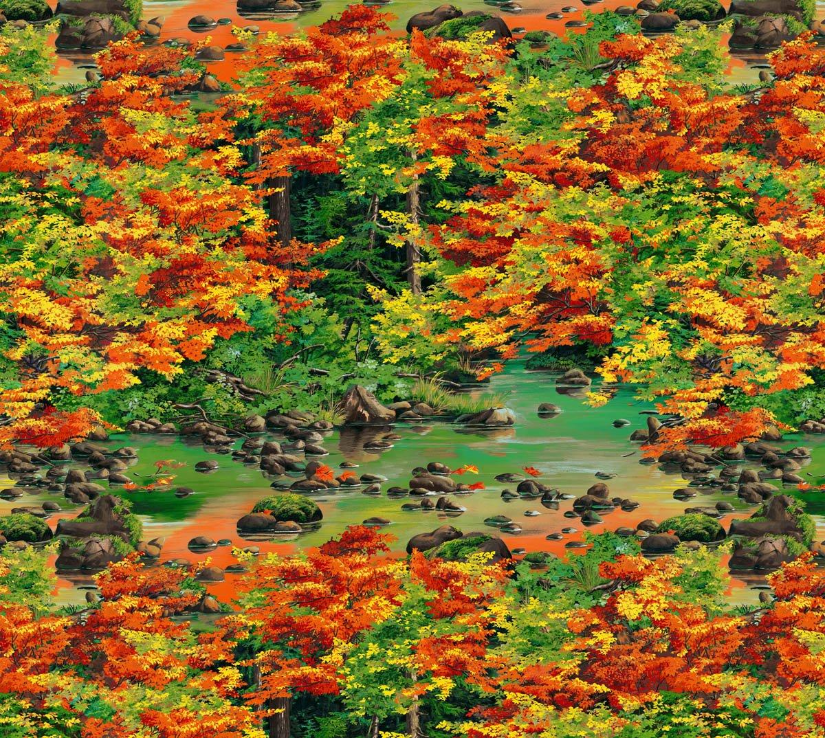 Autumn Blaze 61375 Scenic