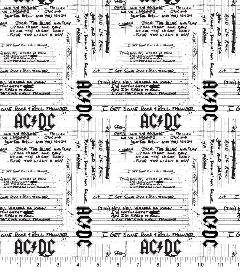 ACDC 71226 Lyrics