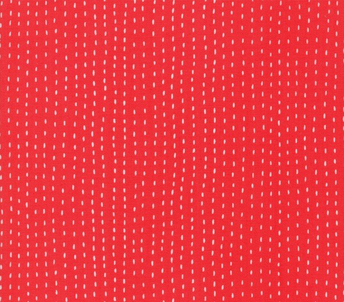Ahoy 48246-17 Red Dash