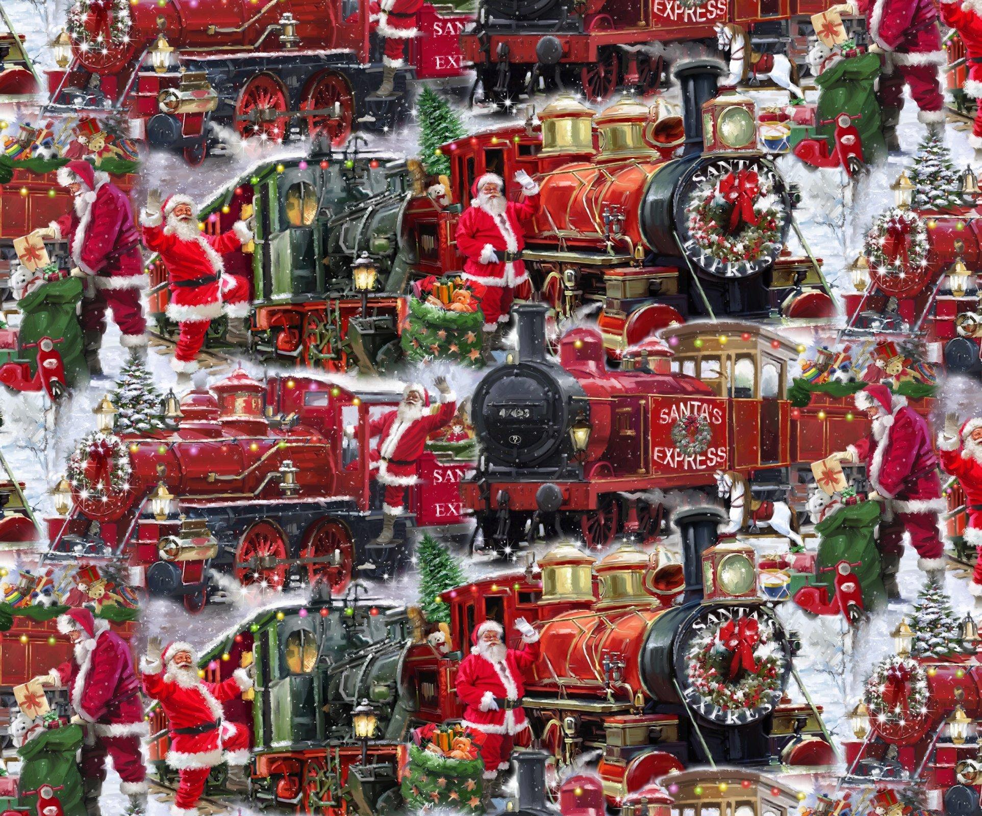 Santa Express 3502 Packed