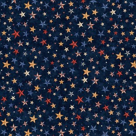 All American 27619-N Navy Stars