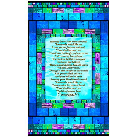 Amazing Grace 27953-B 24 Panel
