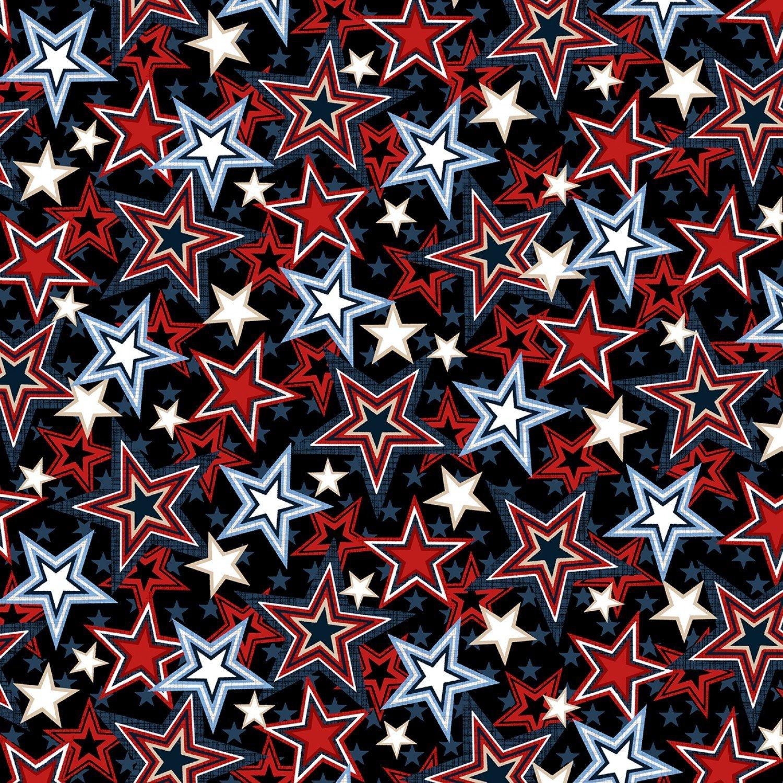 American Muscle 5339-78 Stars