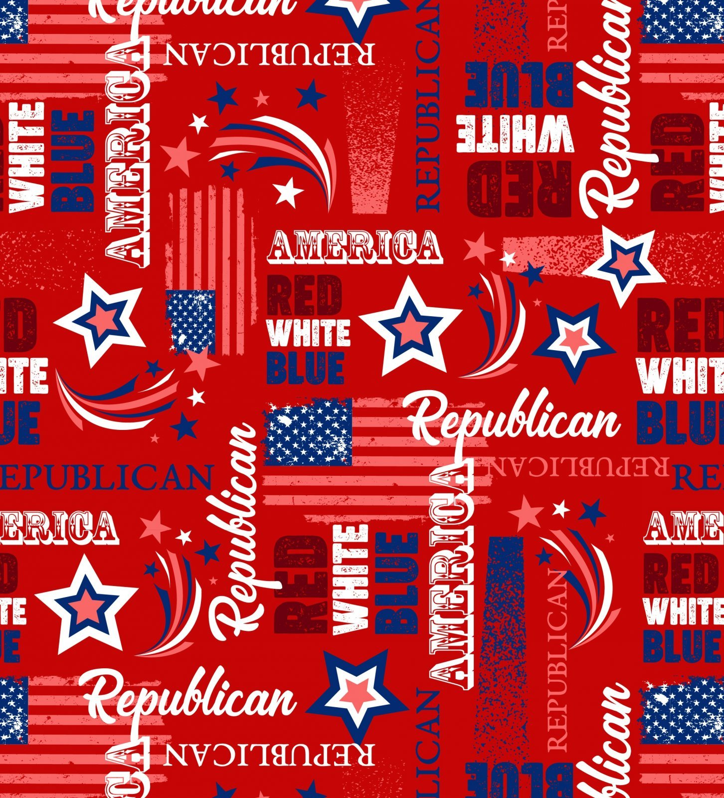 American Republican 2073 Red