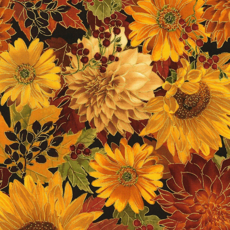 Autumn Harvest CM6140 Floral