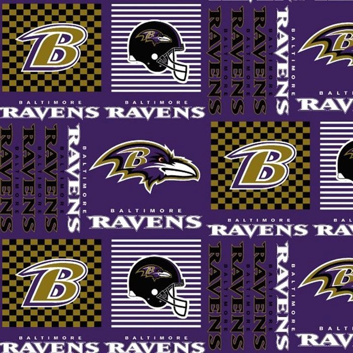 NFL Baltimore Ravens 6435 Purple