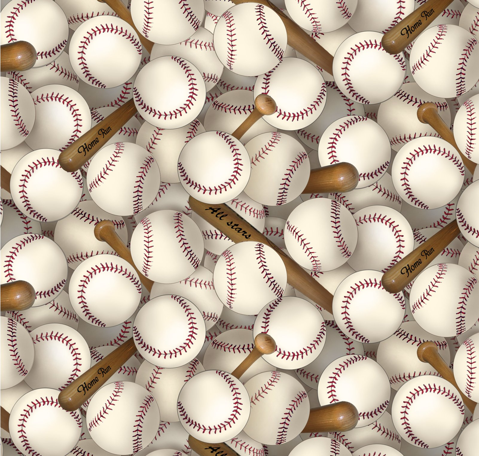 Baseballs Packed 112 White