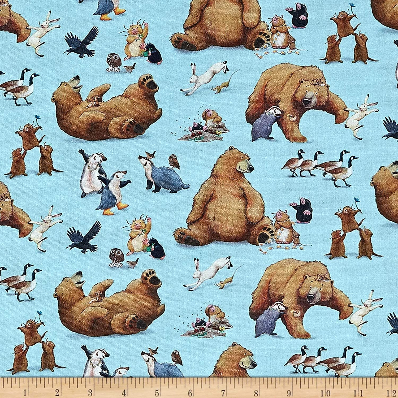 Bear & Friends 12002 Blue