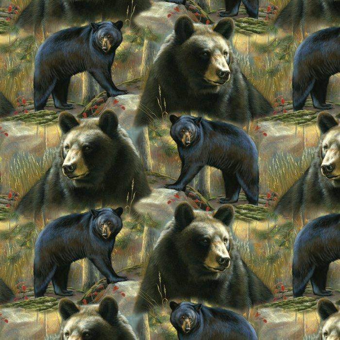 Black Bears 0075 Allover